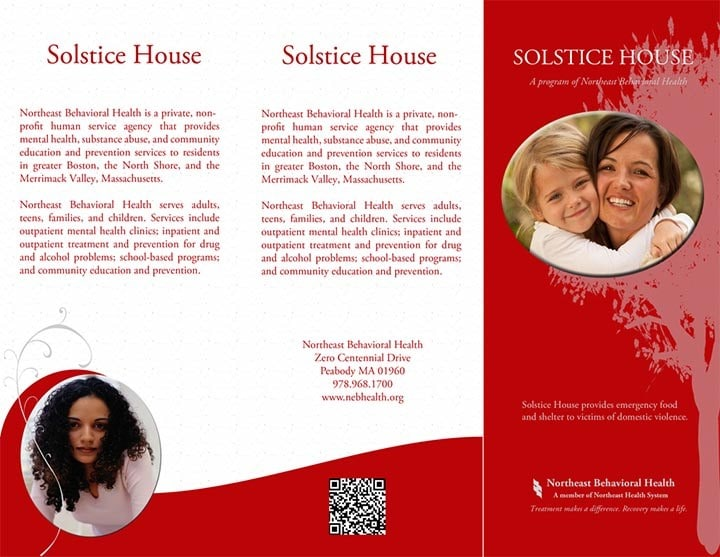 Northeast-Behavioral Health Brochure