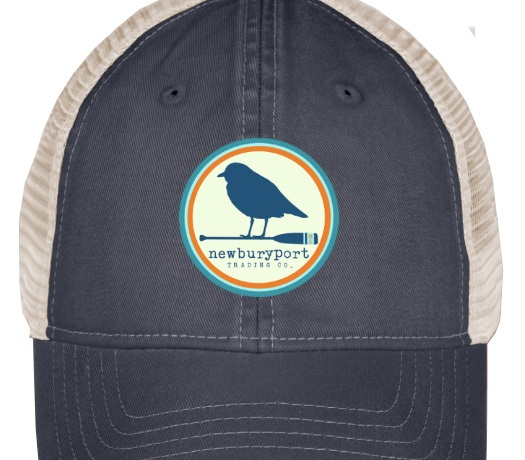 bluetruckerhat