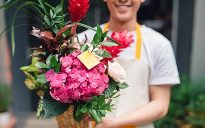 Client Outreach, Flower Company