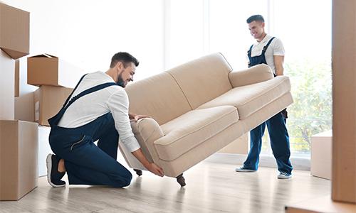 Marketing Pitch, Moving Company